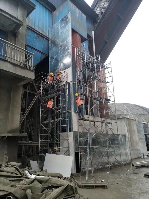 西部水泥綜合噪音治理工程