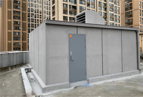 成都市成華區群團服務中心綜合噪音治理工程