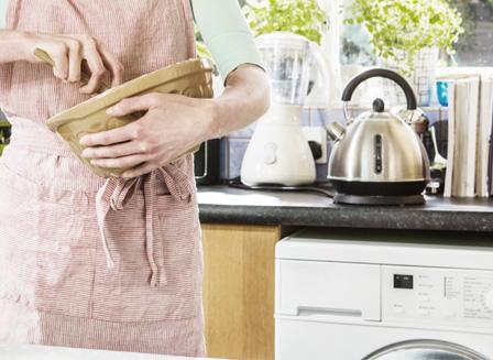 廚房不銹鋼置物架清潔小貼士