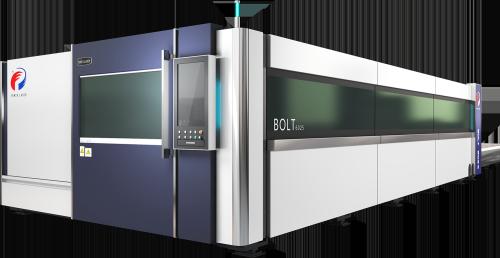 """BOLT""""閃電""""光纖激光切割機"""