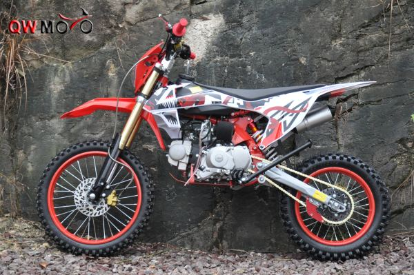 Dirt Bike-125CC QWDB-08B(BIGFOOT)