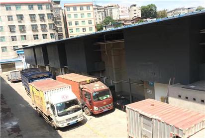 凉山州会东县粮油收储公司冻库降噪项目