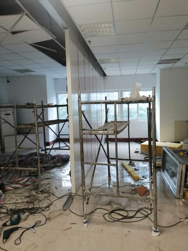绵阳市中心医院全科医生考试教室项目
