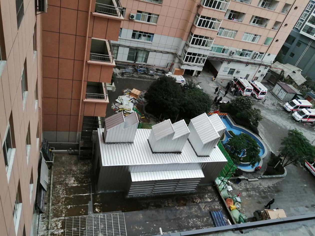 贵州人民医院综合必赢棋牌ios污染治理