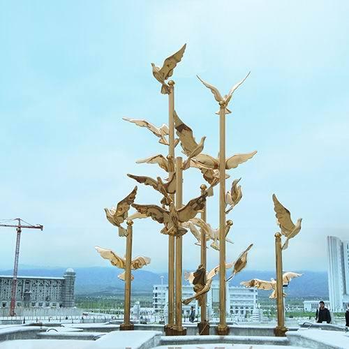 政府雕塑 KS-530
