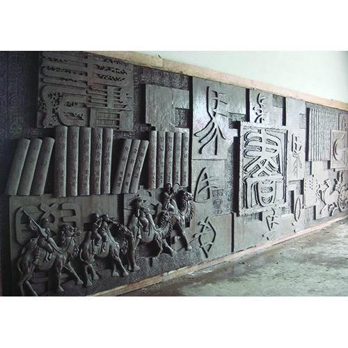 砂巖雕塑 KS-201