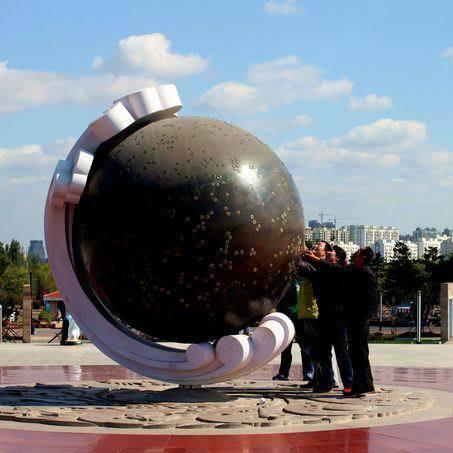 銅雕塑 KS-銅雕5