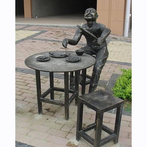 銅雕塑 KS-銅雕1