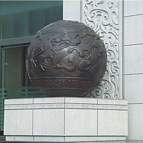 銅雕塑 KS-銅雕4