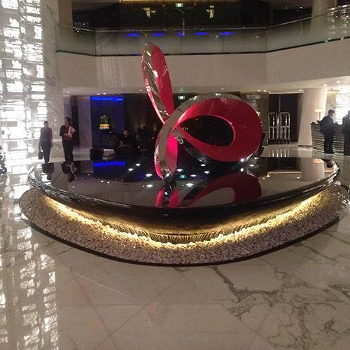 酒店會所雕塑 KS-625