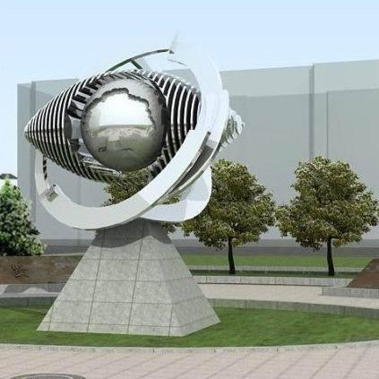 企業雕塑 KS-687