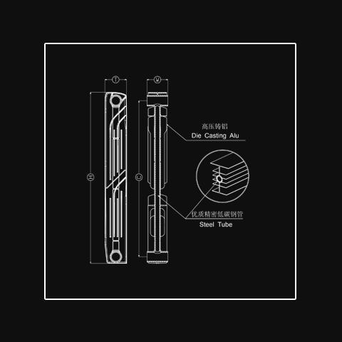 雙金屬系列 SD-GBA-800/1200/1600
