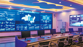 大数据可视化应用平台