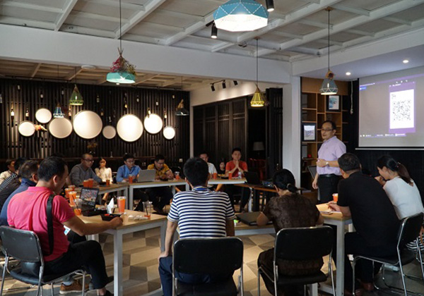 系列创业沙龙活动在云港园区成功举办
