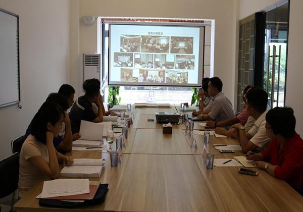 三亚市中小企业公共服务平台项目通过阶段性验收