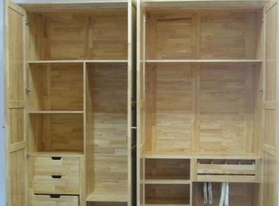 原木衣柜哪個品牌比較好  如何選擇更可靠