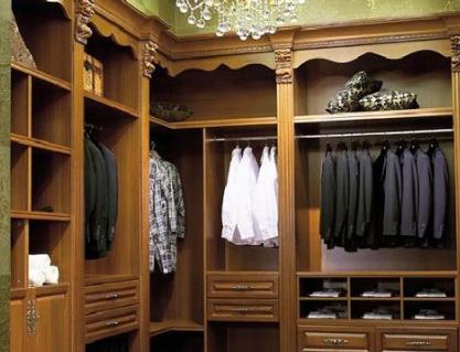 實木衣柜哪種木材好  了解木材特點你來選