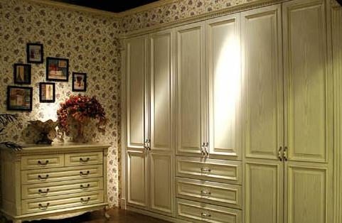 原木衣柜十大品牌