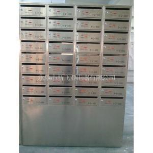 不銹鋼信報箱 XFY-0408