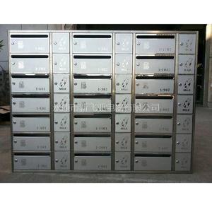 不銹鋼信報箱 XFY-0307