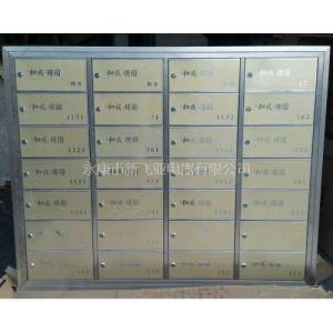 不銹鋼前投后取信報箱 XFY-0408和成·璟園