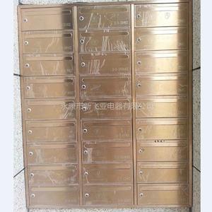 不銹鋼信報箱 天天財富XFY-0309