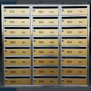 不銹鋼信報箱
