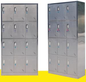 不銹鋼更衣柜、儲物柜 更衣柜、儲物柜XFY