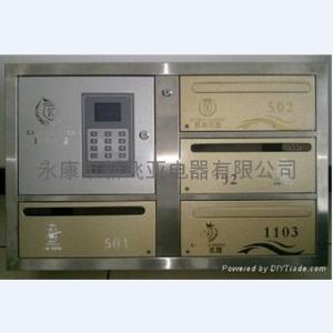不銹鋼智能信報箱 XFY-ZN0203