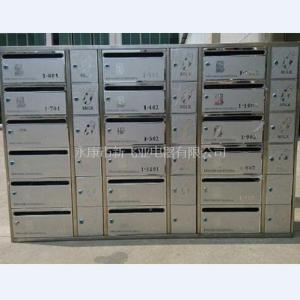 不銹鋼信奶箱  之新花苑XFY-0306