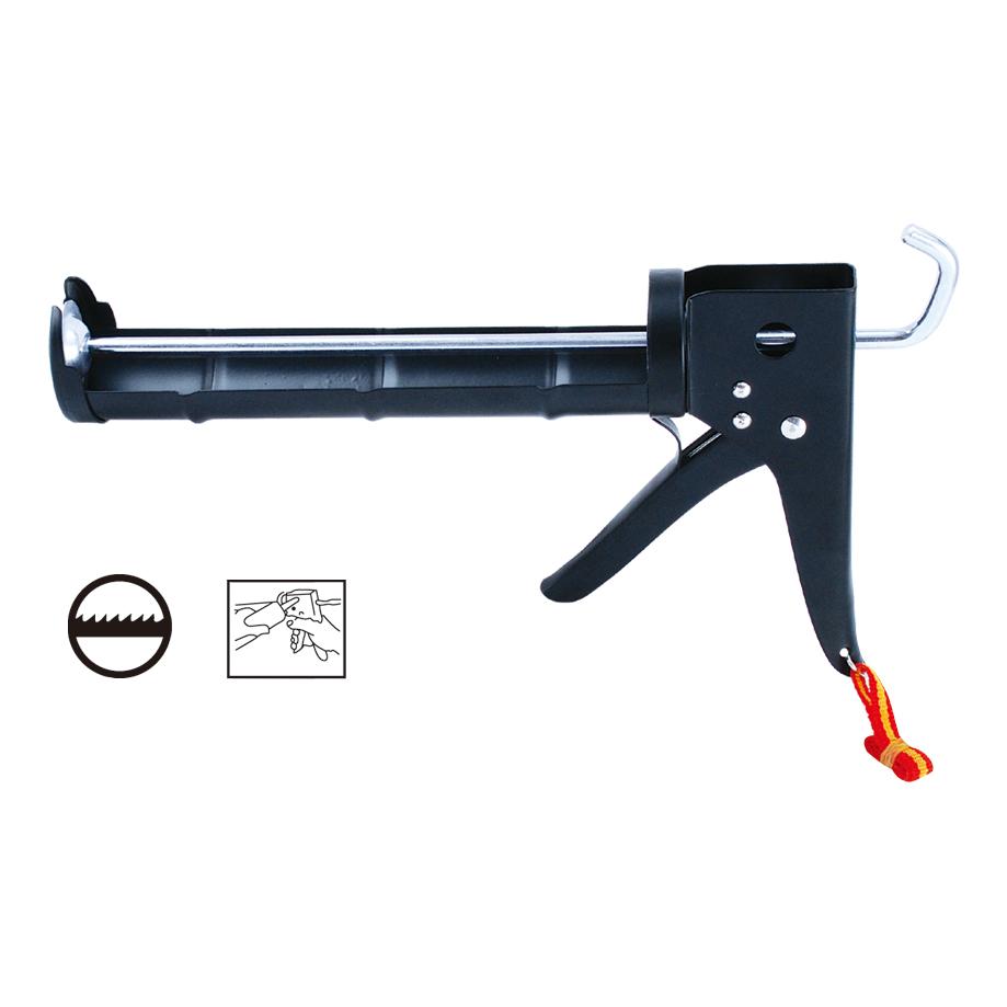 半筒式压胶枪 XY-107