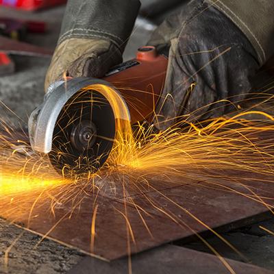 砂輪磨削導軌的磨削特點
