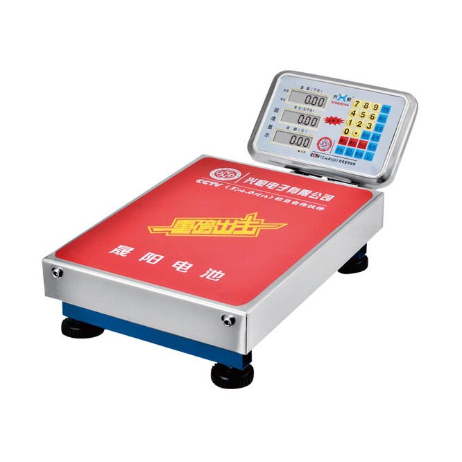 Table Scale XHSTB