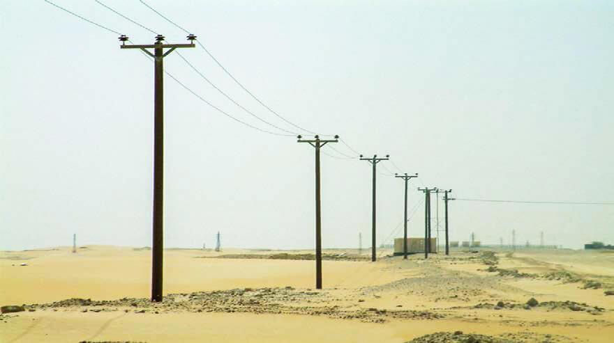 阿富汗Baghlan和Kunduz地區配電網工程
