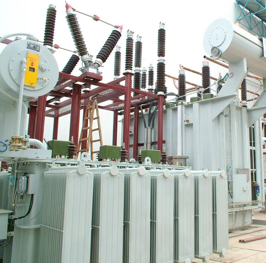 出口南美的電力變壓器