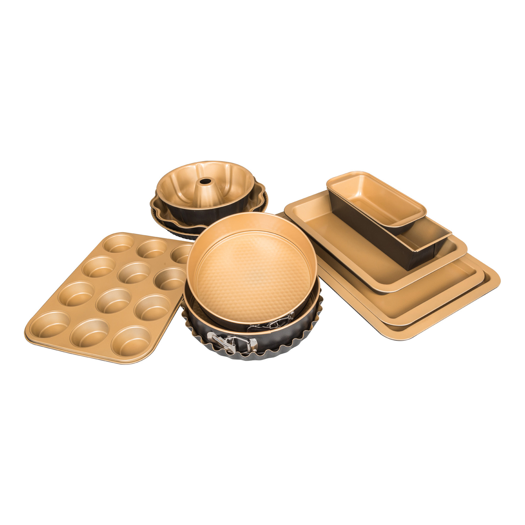 GOLDEN BAKEWARE SERIESCOLOR02