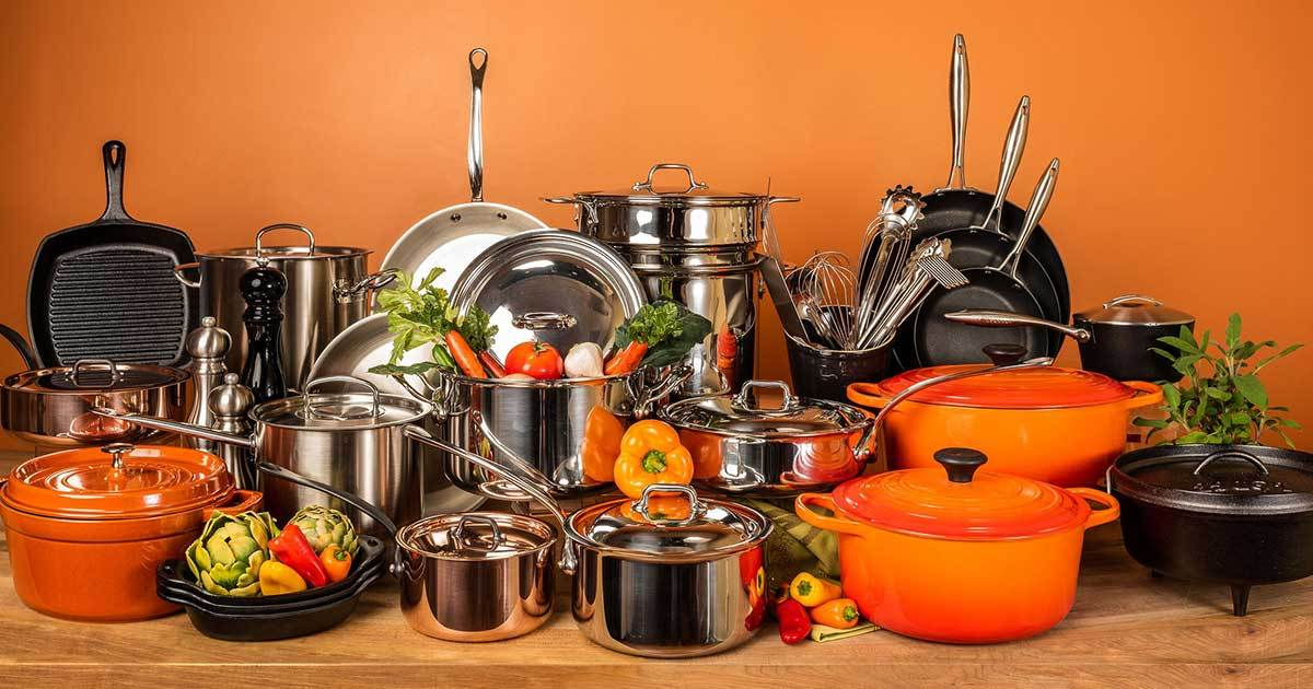Cookware maintenance method