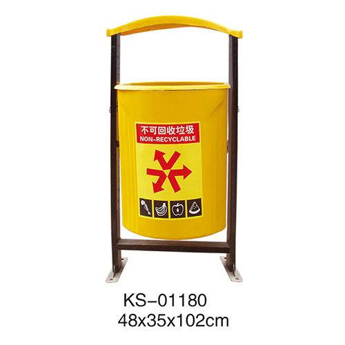 玻璃鋼垃圾桶系列 KS-01180