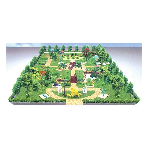 地理園系列 生物園
