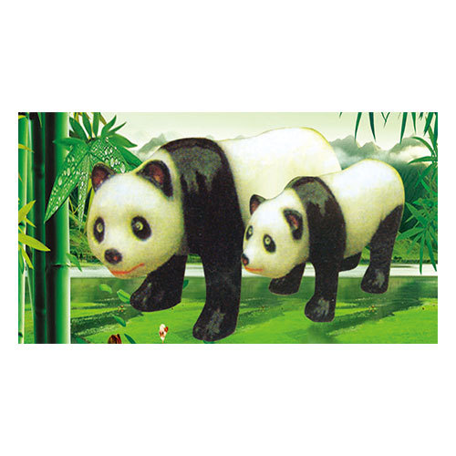 動物園系列 熊貓
