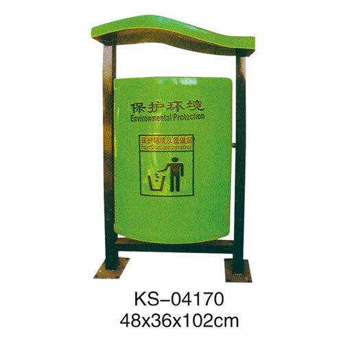 玻璃鋼垃圾桶系列 KS-04170