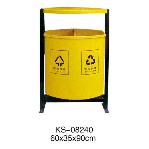 玻璃鋼垃圾桶系列 KS-08240
