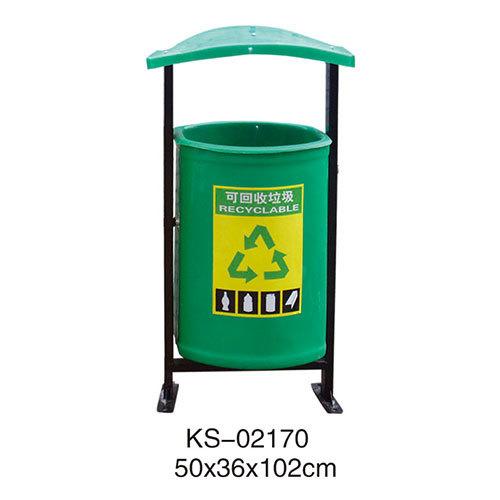 玻璃鋼垃圾桶系列 KS-02170