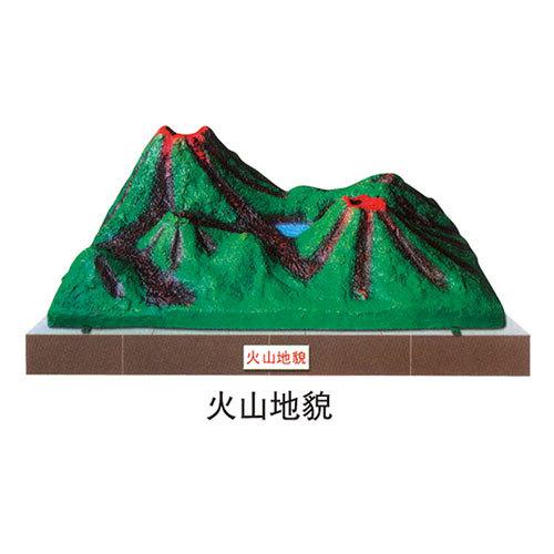 地理園地貌系列 火山地貌
