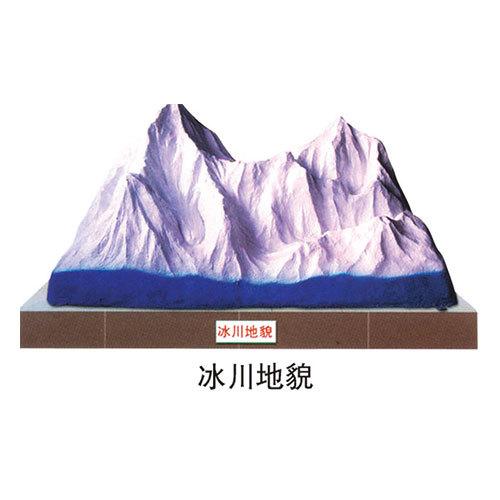 地理園地貌系列 冰川地貌