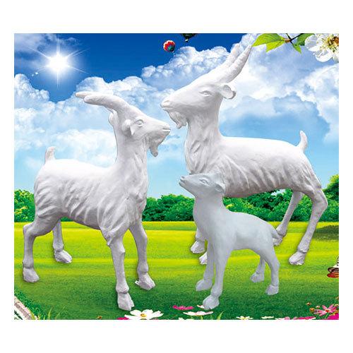 動物園系列 山羊