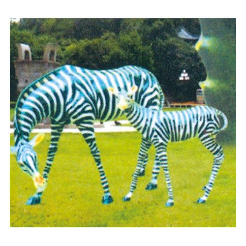 動物園系列 斑馬