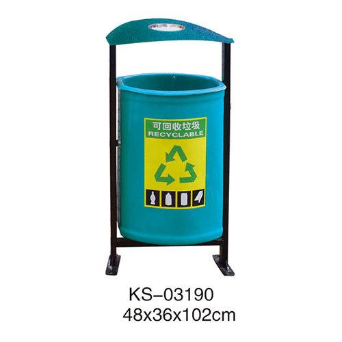 玻璃鋼垃圾桶系列 KS-03190