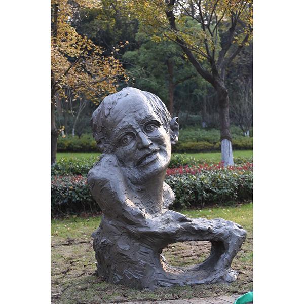 校園雕塑 張海迪