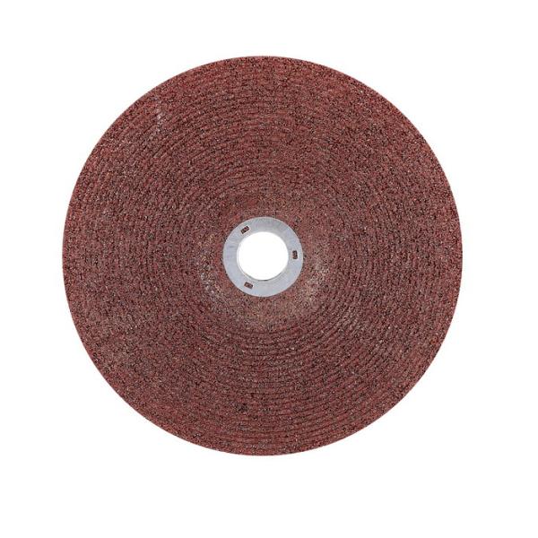 180x6x22紅色角磨片背面